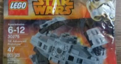 Star Wars Lego set 30275