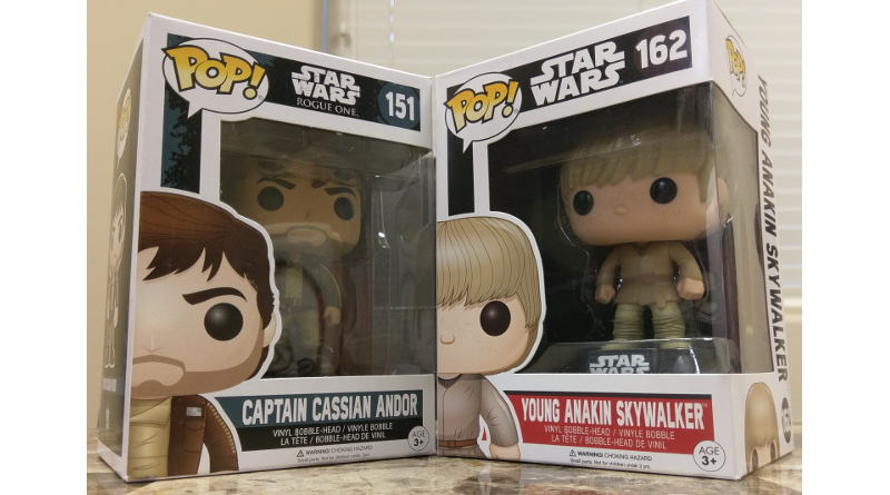 captain cassian andor & young anikin skywalker