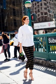taylor_Tomasi_Hill-Printed_Trousers-NYFW-SPRING_SUMMER_2014-STREET_STYLE-NEW_YORK_FASHION_WEEK-COLLAGE_VINTAGE-2