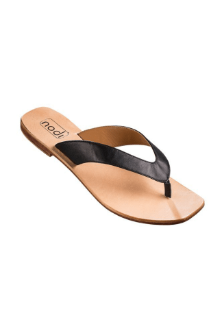 PISA LEATHER FLIP FLOPS