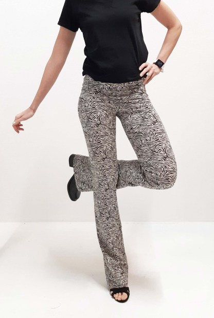 tall zebra pants 36 inseam