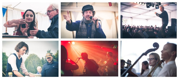 A selection of photographs from The Good Life Experience 2017 in Hawarden Wales Festival taken by Charlie Budd The Tall Photographer