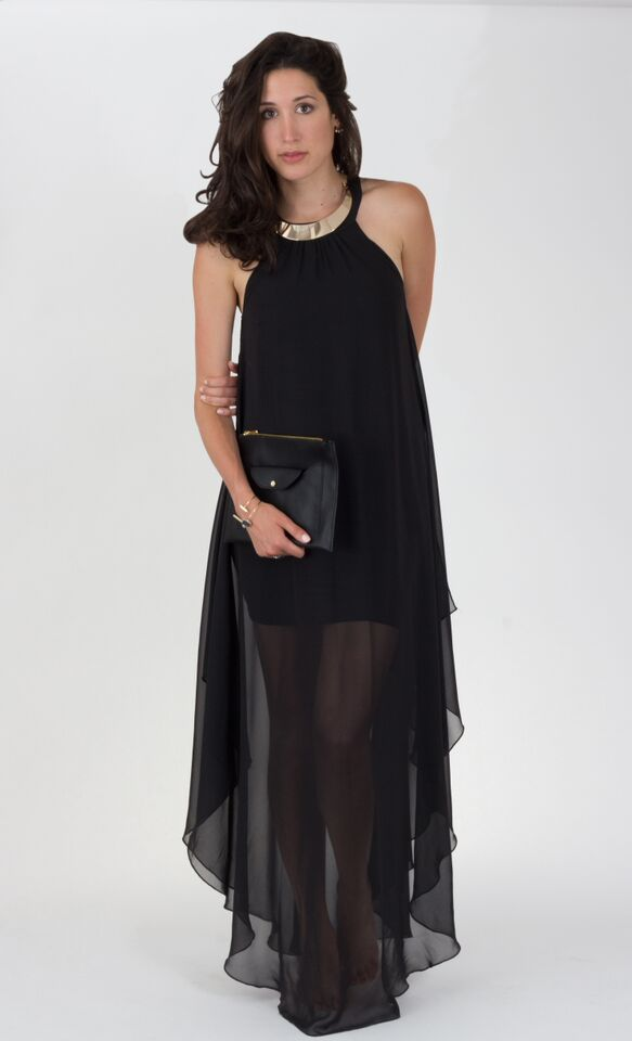 DN Black Dress