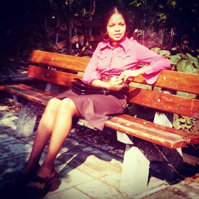 Mama in jaren 70