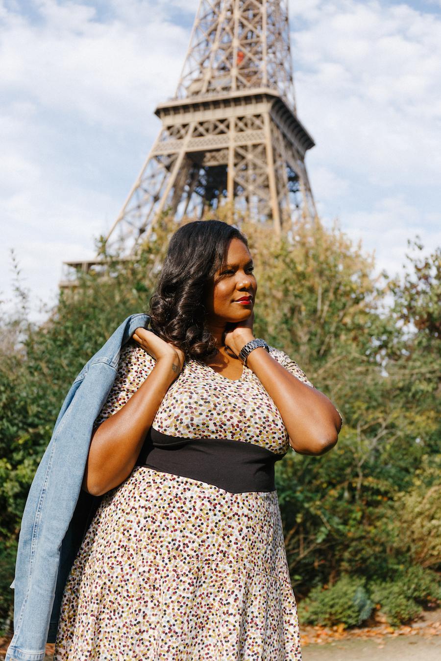 5b5753911e6 Gwynnie Bee Travels with Bree – Paris – The Tall Society