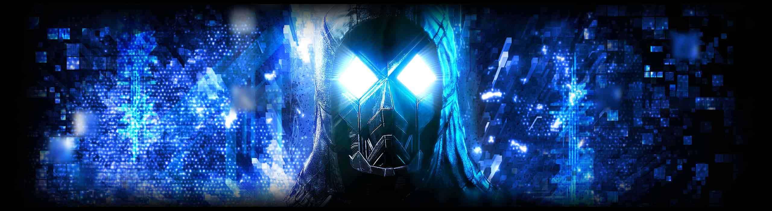 Talos Cyberpunk Web Comic