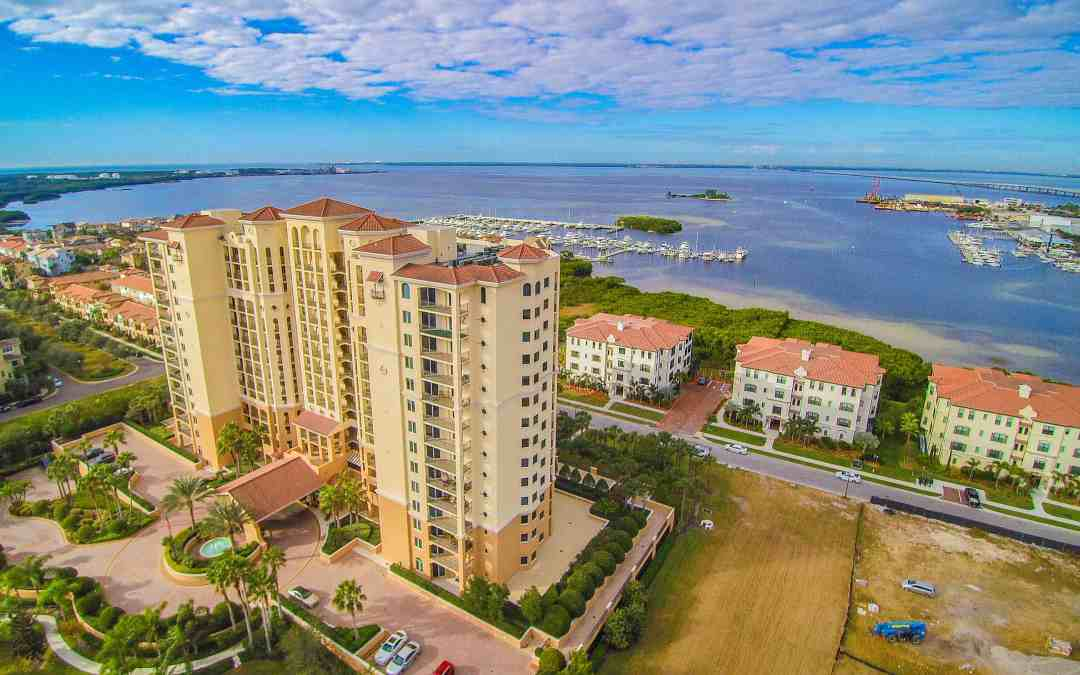 Castillo at Westshore Yacht Club | Fairy-Tale Listing Is More Than Just High-End Condo