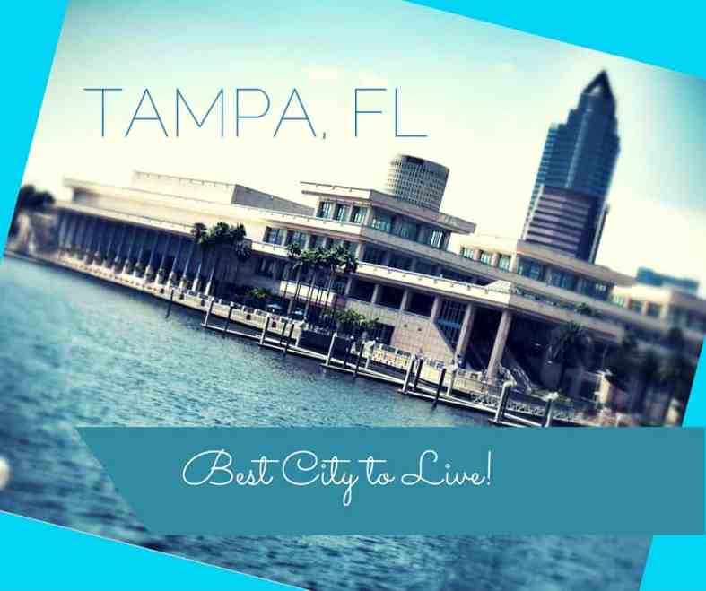 "Tampa has made Money's ""5 Best Big Cities"""