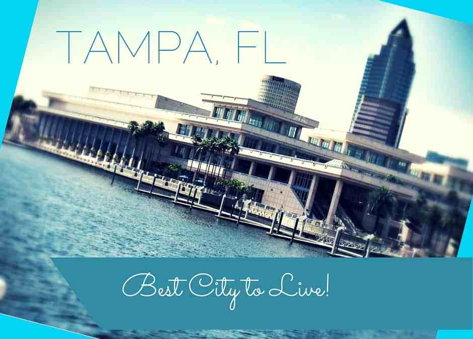 Money's BEST Big Cities | Tampa Is On The List..Here's Why!