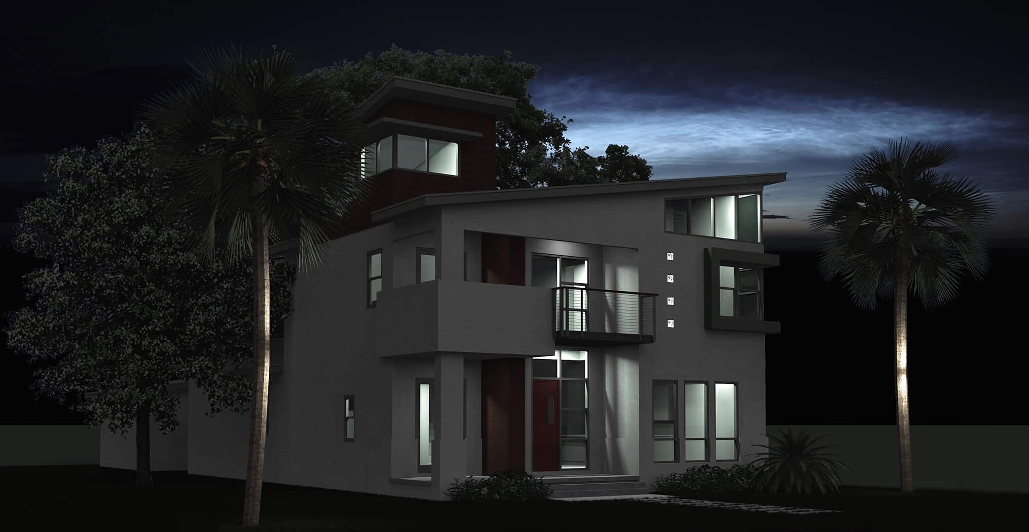 Visionaries To Build Neo Mid Century Modern Masterpiece In