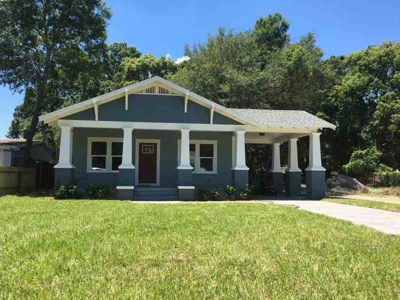 New Construction Bungalow Tampa
