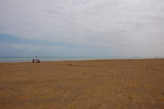 Beach in Suwakin, Sudan
