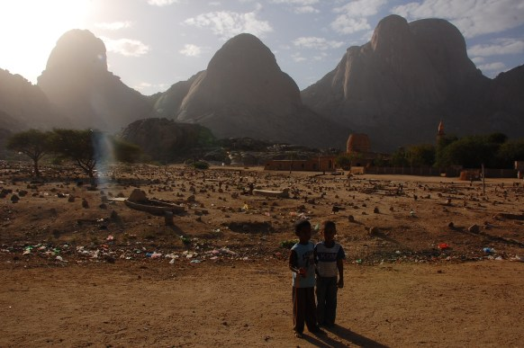 Kassala mountains, Sudan
