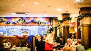 busy Pedra Alta restaurant