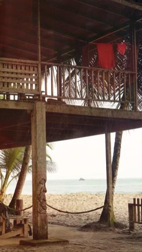 Beach of Grande Riviere in Trinidad