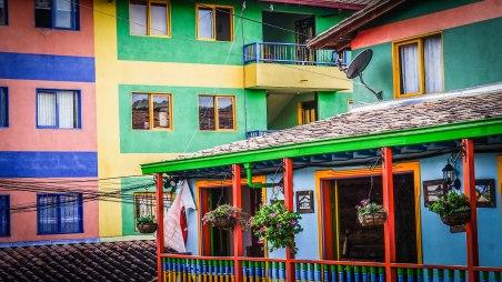 Guatapé, Colombia