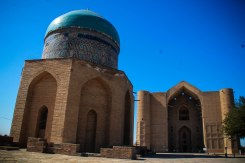 Mosque in Central Asia