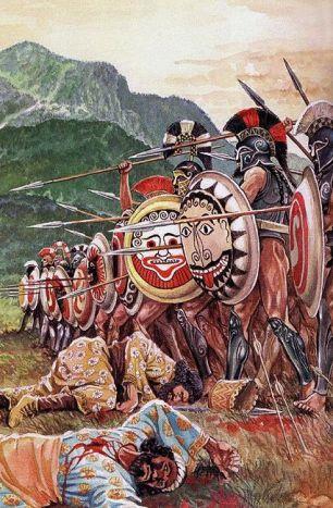 Battlefield of Thermopylae