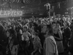 Many people dancing at the Parookaville 2019