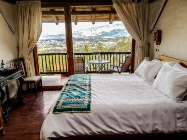 Ilatoa Lodge in Ecuador