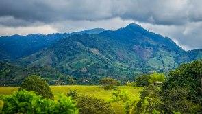 Mountain range in Venezuela