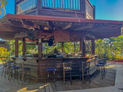 bar of the Hacienda EL Jibarito