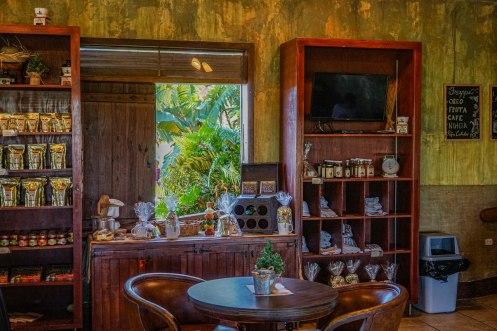 Hacienda EL Jibarito Coffee shop
