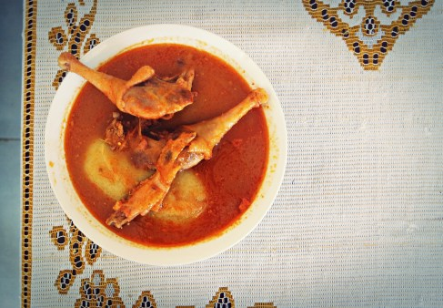 Ghanaian fufu