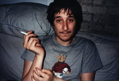 "Harmony Korine on ""Late Night with Grandpa Jim"""