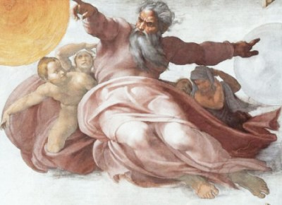 The Tangential Interview: The Catholic God