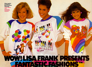 Not Coming to My Lisa Frank Birthday Party was YOUR LOSS