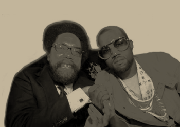 We're Interview Magazine! Interview – Kanye West by Cornel West