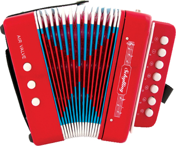 7 Reasons That Indie Band Has a Girl Playing Accordion
