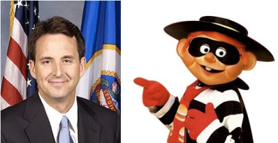People in the Looming Minnesota State Government Shutdown, as Played by Characters in a McDonald's Happy Meal