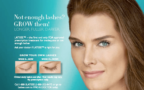 Side Effects The Makers of Latisse Don't Want You to Know About
