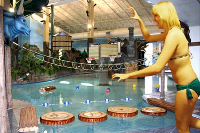 I Will Be the Most Feared Adult at This Indoor Water Park
