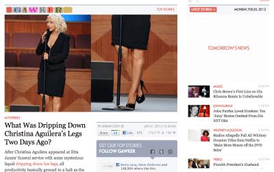 Gawkerizing Huffington Post Headlines