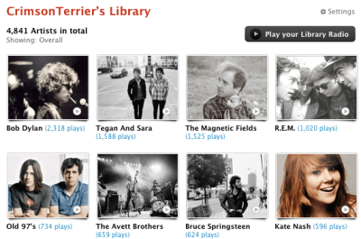 What I've Learned About Music in Five Years on Last.fm