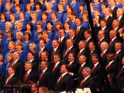 Etiquette Stipulations for Attending a Professional Choral Concert