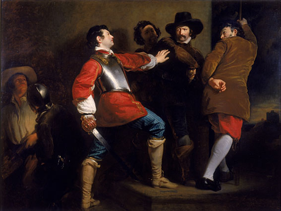 Know Your Fucking History: Guy Fawkes and the Gunpowder Plot