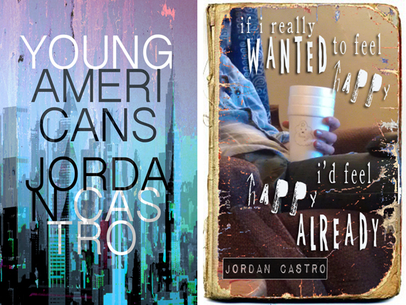 Ten Opening Paragraphs for a Review of Jordan Castro's New Books