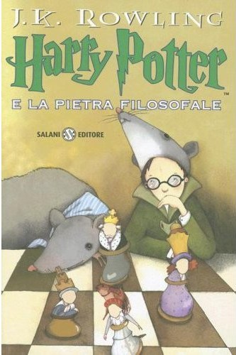 The Worst Harry Potter Book Covers From Around the World