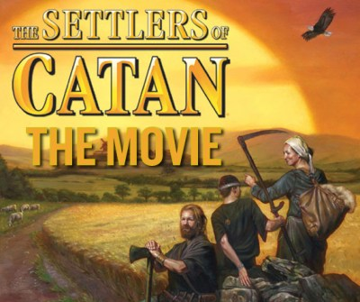 "Pitch for ""Settlers of Catan: The Movie"""