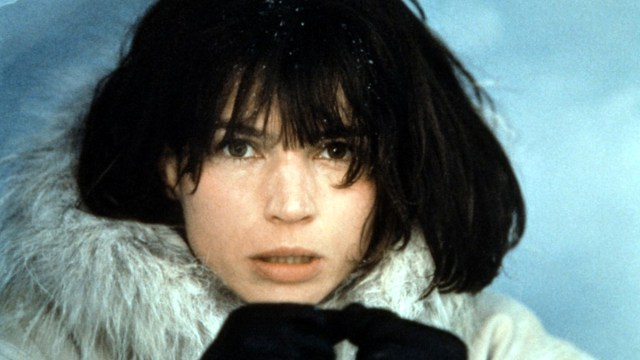 Julia Ormond Smilla's Sense of Snow