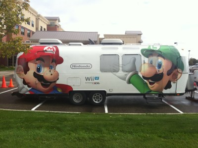 I Took a Nerd on a Nintendo Bus