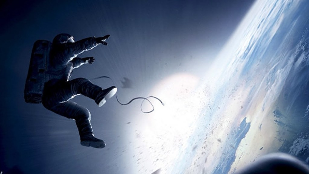 """""""Gravity"""": You've Never Seen Anything Like It"""