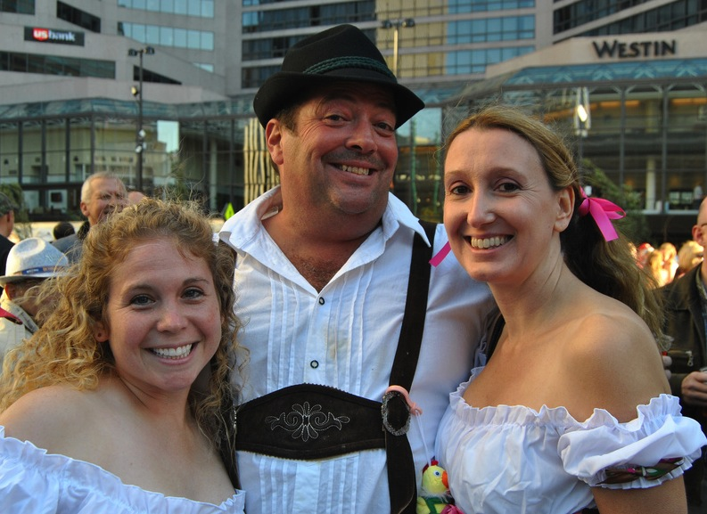 I Attended a Hot Mess Oktoberfest