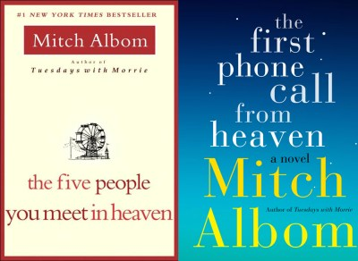 Upcoming Books by Mitch Albom