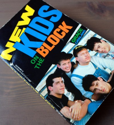 New Kids on the Block: The Best Quotes From Their 1989 Group Biography