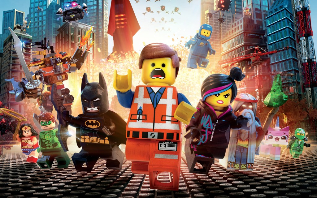 """The Lego Movie"" takes license with Batman, Lando, and wizardly BFFs"